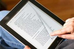 برزانیان: کتابهای الکترونیک از کتابهای چاپی سبقت گرفتند